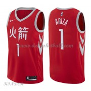Basketball Trikot Kinder Houston Rockets 2018 Trevor Ariza 1# City Swingman..