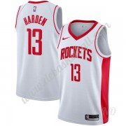 Basketball Trikot Kinder Houston Rockets 2019-20 James Harden 13# Weiß Association Edition Swingman..