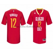 Houston Rockets Basketball Trikots 2015-16 Dwight Howard 12# Pride Trikot Swingman..