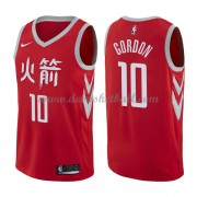 Houston Rockets Basketball Trikots 2018 Eric Gordon 10# City Swingman..