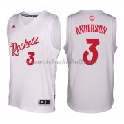 Houston Rockets Trikot 2016 Ryan Anderson 3# NBA Weihnachten Trikot Swingman..