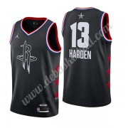 Houston Rockets Basketball Trikots 2019 James Harden 13# Schwarz All Star Game Swingman..