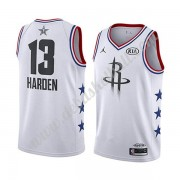 Houston Rockets Basketball Trikots 2019 James Harden 13# Weiß All Star Game Swingman..