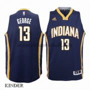 Basketball Trikot Kinder Indiana Pacers 2015-16 Paul George 13# Road Swingman..