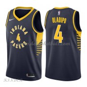 Basketball Trikot Kinder Indiana Pacers 2018 Victor Oladipo 4# Road Swingman..