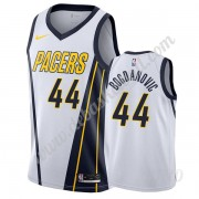 Basketball Trikot Kinder Indiana Pacers 2019-20 Bojan Bogdanovic 44# Weiß Earned Edition Swingman..