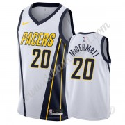 Basketball Trikot Kinder Indiana Pacers 2019-20 Doug McDermott 20# Weiß Earned Edition Swingman..
