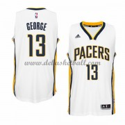 Herren Indiana Pacers NBA 2015-16 Paul George 13# Home Basketball Swingman Trikot..