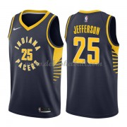 Indiana Pacers Basketball Trikots 2018 Al Jefferson 25# Road Trikot Swingman..