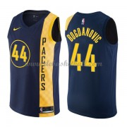 Indiana Pacers Basketball Trikots 2018 Bojan Bogdanovic 44# City Swingman..