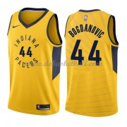 Indiana Pacers Basketball Trikots 2018 Bojan Bogdanovic 44# Alternate Trikot Swingman..