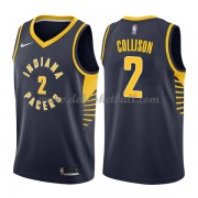 Indiana Pacers Basketball Trikots 2018 Darren Collison 2# Road Trikot Swingman..