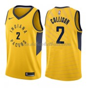 Indiana Pacers Basketball Trikots 2018 Darren Collison 2# Alternate Trikot Swingman..