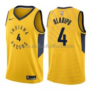 Indiana Pacers Basketball Trikots 2018 Victor Oladipo 4# Alternate Trikot Swingman..