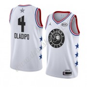 Indiana Pacers Basketball Trikots 2019 Victor Oladipo 4# Weiß All Star Game Swingman..