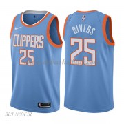 Basketball Trikot Kinder Los Angeles Clippers 2018 Austin Rivers 25# City Swingman..