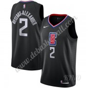 Basketball Trikot Kinder Los Angeles Clippers 2019-20 Shai Gilgeous-Alexander 2# Statement Edition S..