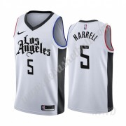 Basketball Trikot Kinder Los Angeles Clippers 2019-20 Montrezl Harrell 5# Weiß City Edition Swingman..