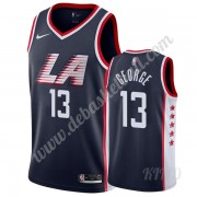Basketball Trikot Kinder Los Angeles Clippers 2019-20 Paul George 13# Marine City Edition Swingman..