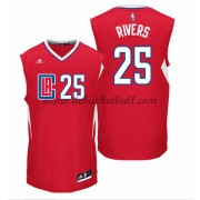 Los Angeles Clippers Basketball Trikots 2015-16 Austin Rivers 25# Road Trikot Swingman..