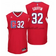 Herren Los Angeles Clippers NBA 2015-16 Blake Griffin 32# Road Basketball Swingman Trikot..