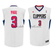 Herren Los Angeles Clippers NBA 2015-16 Chris Paul 3# Home Basketball Swingman Trikot..