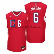 Los Angeles Clippers Basketball Trikots 2015-16 Deandre Jordan 6# Road Trikot Swingman..