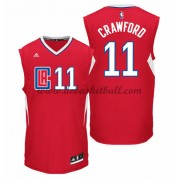 Los Angeles Clippers Basketball Trikots 2015-16 Jamal Crawford 11# Road Trikot Swingman..