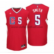 Los Angeles Clippers Basketball Trikots 2015-16 Josh Smith 5# Road Trikot Swingman..