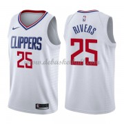 Los Angeles Clippers Basketball Trikots 2018 Austin Rivers 25# Home Trikot Swingman..