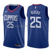 Los Angeles Clippers Basketball Trikots 2018 Austin Rivers 25# Road Trikot Swingman..