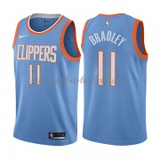 Los Angeles Clippers Basketball Trikots 2018 Avery Bradley 11# City Swingman..