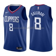 Los Angeles Clippers Basketball Trikots 2018 Danilo Gallinari 8# Road Trikot Swingman..