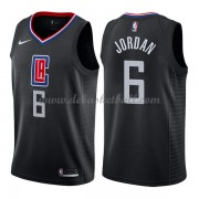Los Angeles Clippers Basketball Trikots 2018 Deandre Jordan 6# Alternate Trikot Swingman..