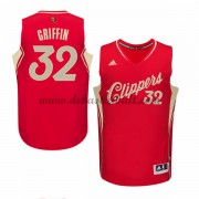 Herren Los Angeles Clippers 2015 Blake Griffin 32# NBA Christmas Wars Basketball Swingman Trikot..