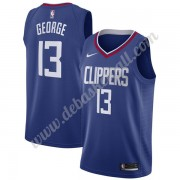 Los Angeles Clippers Basketball Trikots NBA 2019-20 Paul George 13# Blau Icon Edition Swingman..