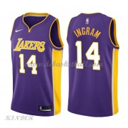 Basketball Trikot Kinder Los Angeles Lakers 2018 Brandon Ingram 14# Alternate Swingman..
