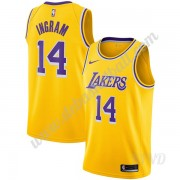 Basketball Trikot Kinder Los Angeles Lakers 2019-20 Brandon Ingram 14# Gold Icon Edition Swingman..