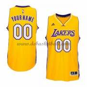 Los Angeles Lakers Basketball Trikots 2015-16 Gold Home Trikot Swingman