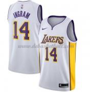 f7caa9457 Los Angeles Lakers Basketball Trikots 2018 Brandon Ingram 14  Home Trikot  Swingman.