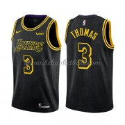 Los Angeles Lakers Basketball Trikots 2018 Isaiah Thomas 3# City Swingman..