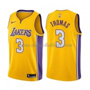 Los Angeles Lakers Basketball Trikots 2018 Isaiah Thomas 3# Road Trikot Swingman..