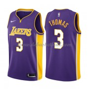 Los Angeles Lakers Basketball Trikots 2018 Isaiah Thomas 3# Alternate Trikot Swingman..