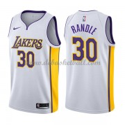 Los Angeles Lakers Basketball Trikots 2018 Julius Randle 30# Home Trikot Swingman..