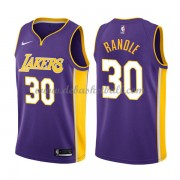Los Angeles Lakers Basketball Trikots 2018 Julius Randle 30# Alternate Trikot Swingman..