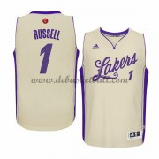 Los Angeles Lakers NBA Trikots 2015 D'Angelo Russell 1# NBA Weihnachten Trikot Swingman ..