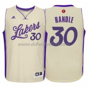 Los Angeles Lakers Trikot 2015 Julius Randle 30# NBA Weihnachten Trikot Swingman..
