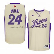 Herren Los Angeles Lakers 2015 Kobe Bryant 24# NBA Christmas Wars Basketball Swingman Trikot