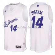Los Angeles Lakers Trikot 2016 Brandon Ingram 14# NBA Weihnachten Trikot Swingman..