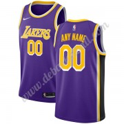 Los Angeles Lakers Basketball Trikots NBA 2019-20 Lila Statement Edition Swingman..